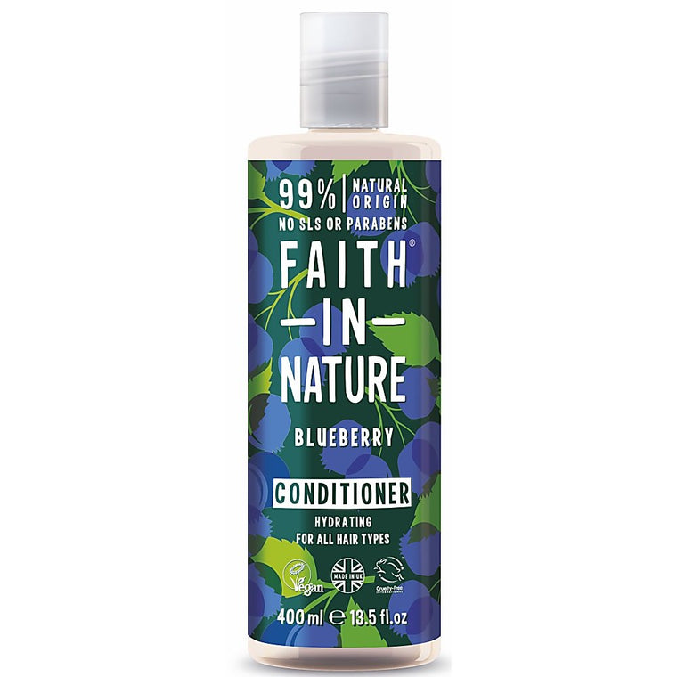 Faith in Nature Blueberry Conditioner, 400ml