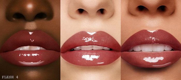 Pat McGrath Lust: Gloss Lip Gloss - Flesh 4 (Warm Mid-tone Brown)