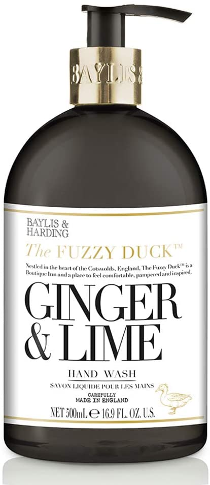 Baylis & Harding - The Fuzzy Duck - Classic Ginger and Lime - Hand Wash 500ml