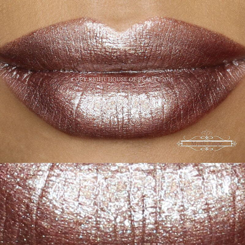 House of Beauty Lip Hybrid - Mystic Taupe