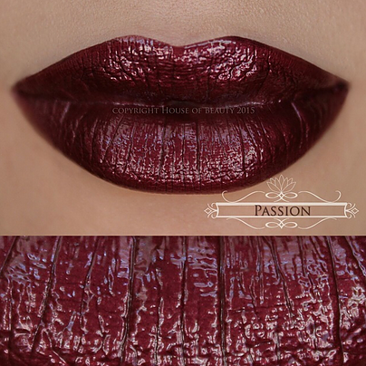 House of Beauty Lip Hybrid - Passion