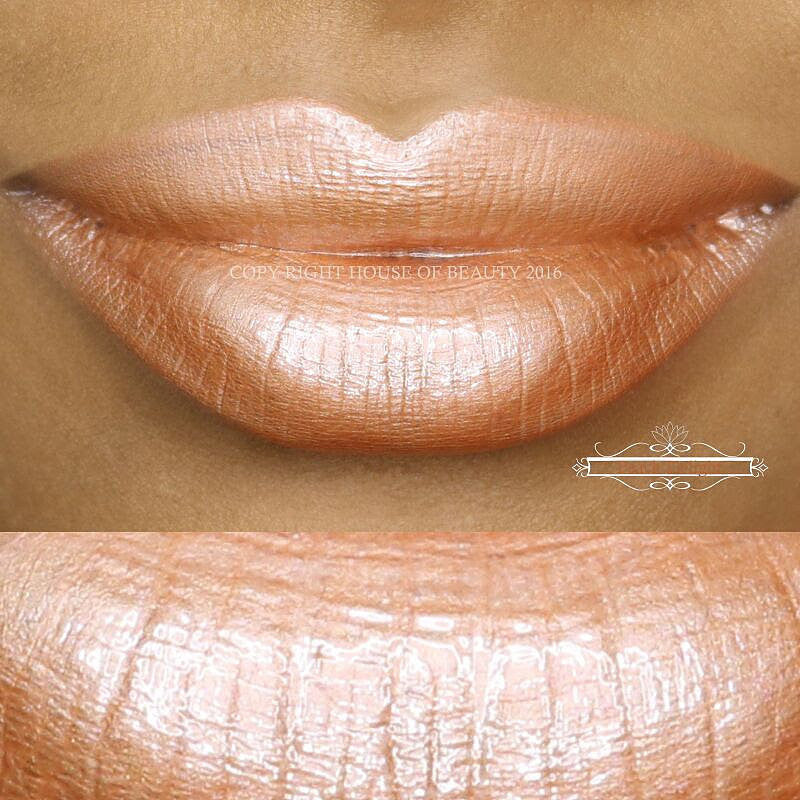 House of Beauty Lip Hybrid - Peach Delight