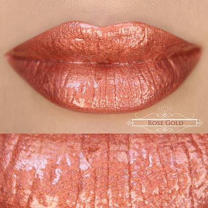 House of Beauty Lip Hybrid - Rose Gold