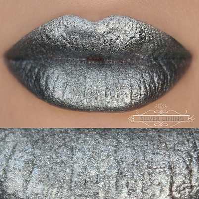 House of Beauty Lip Hybrid - Silver Lining