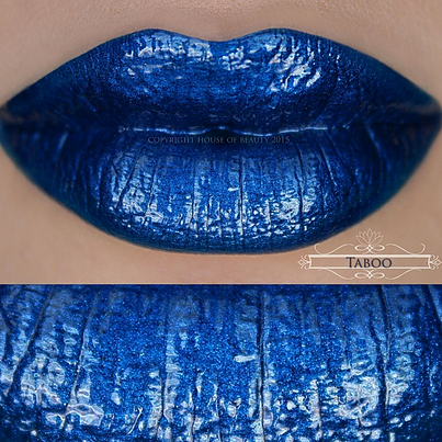 House of Beauty Lip Hybrid - Taboo