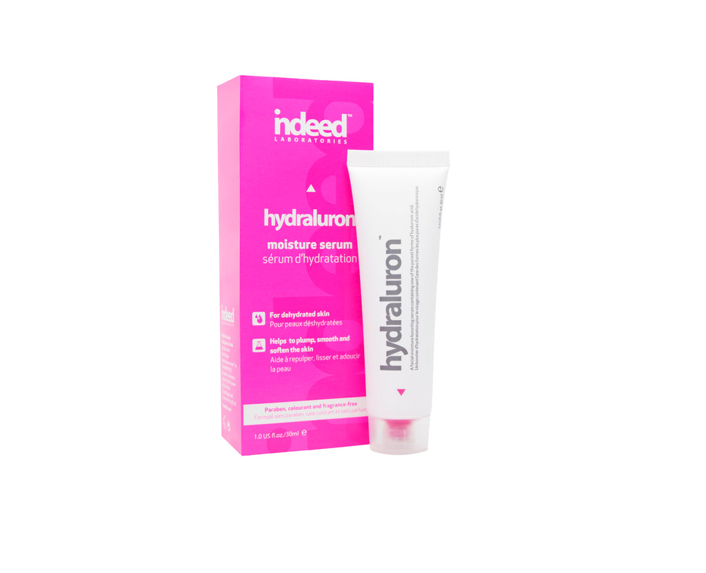 Indeed Labs Hydraluron Moisture Boosting Facial Serum, 30 ml