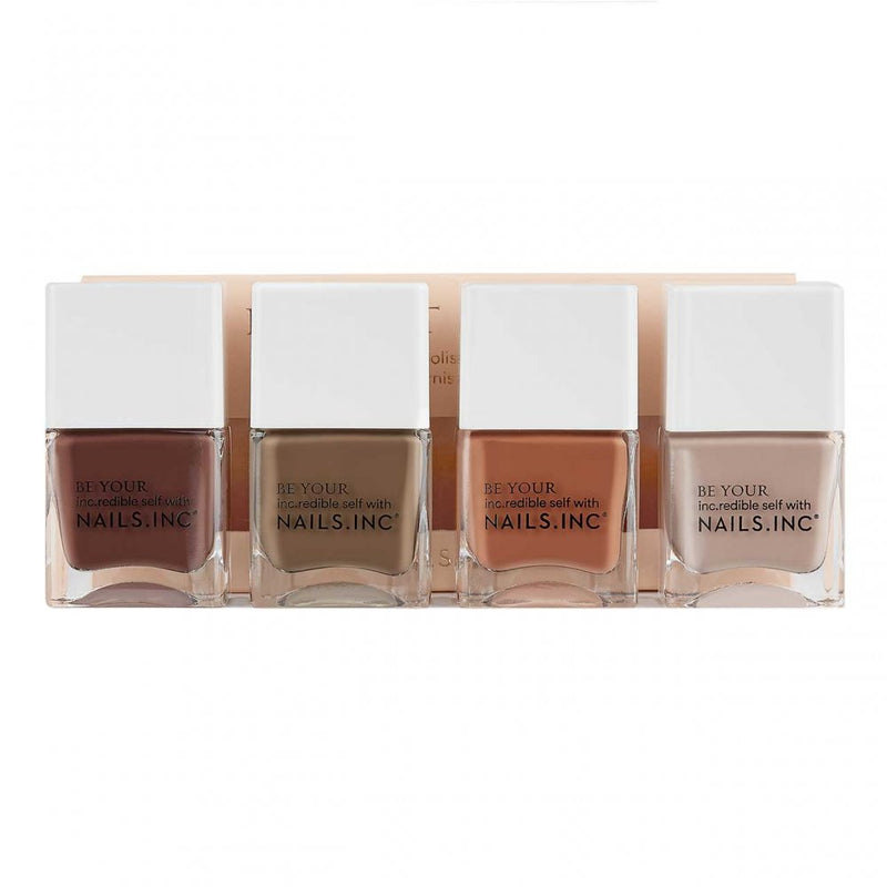 Nails Inc. Keep It Tonal Ombre Nail Collection
