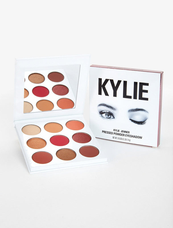 Kylie Cosmetics The Burgundy Palette Kyshadow