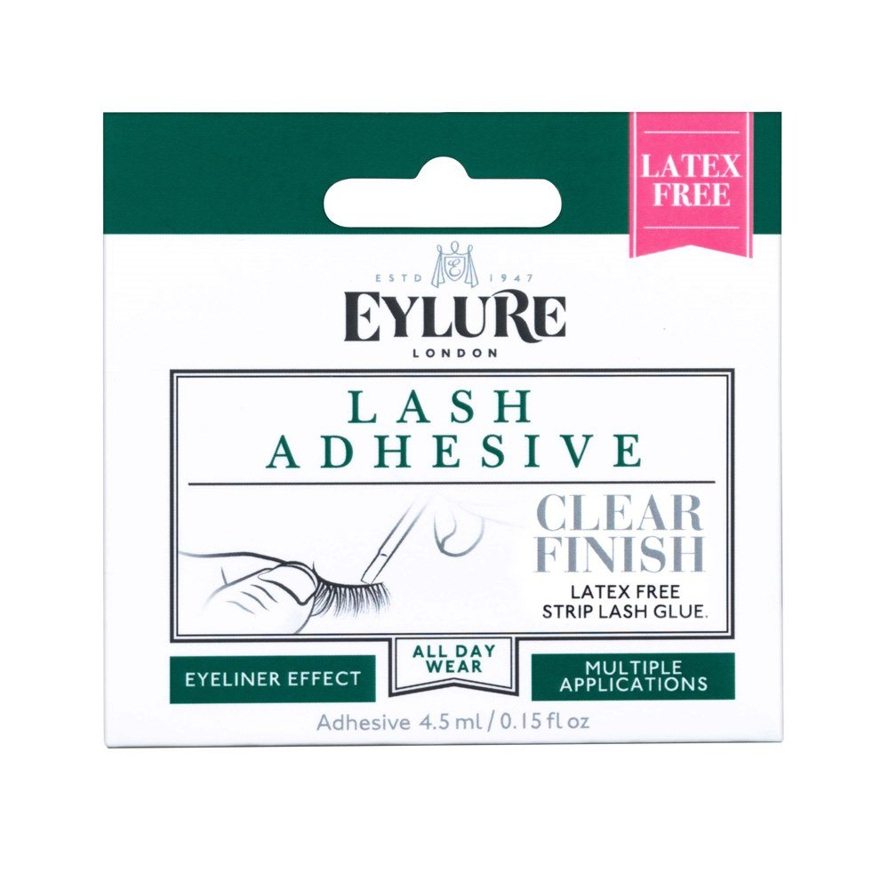 Eylure Latex Free Clear Lash Adhesive