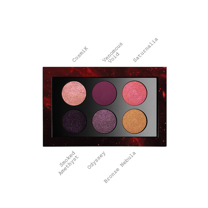 Pat McGrath MTHRSHP: DARK GALAXY Eye Shadow Palette