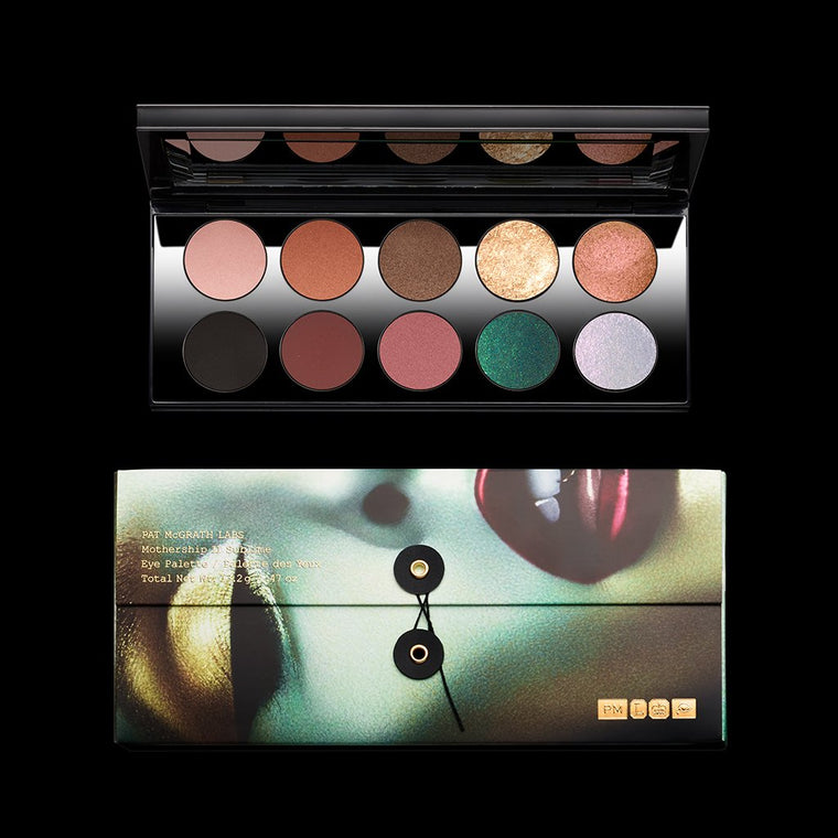 Pat McGrath Mothership II: Sublime Palette