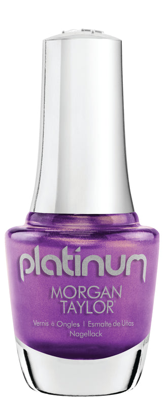 Morgan Taylor Platinum Illusions 4 Mini Pack Nail Polish