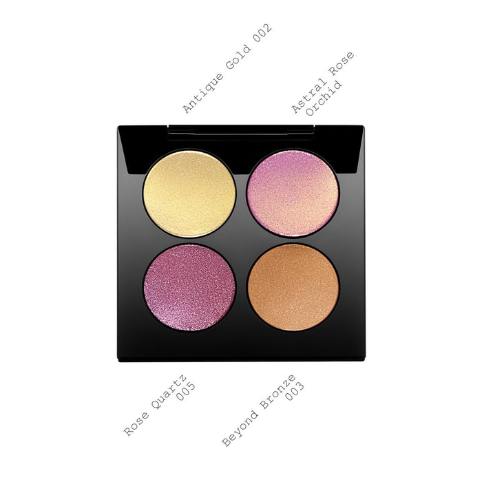 Pat McGrath Blitz Astral Quad - Ritualistic Rose