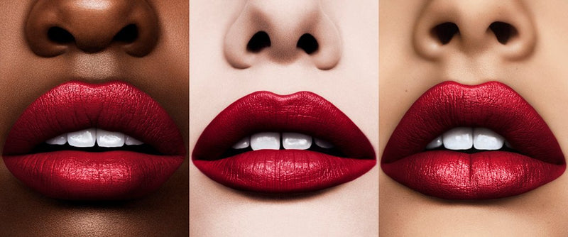Pat McGrath LUXETRANCE™ Lipstick - Major Red (Cool Red - 419)