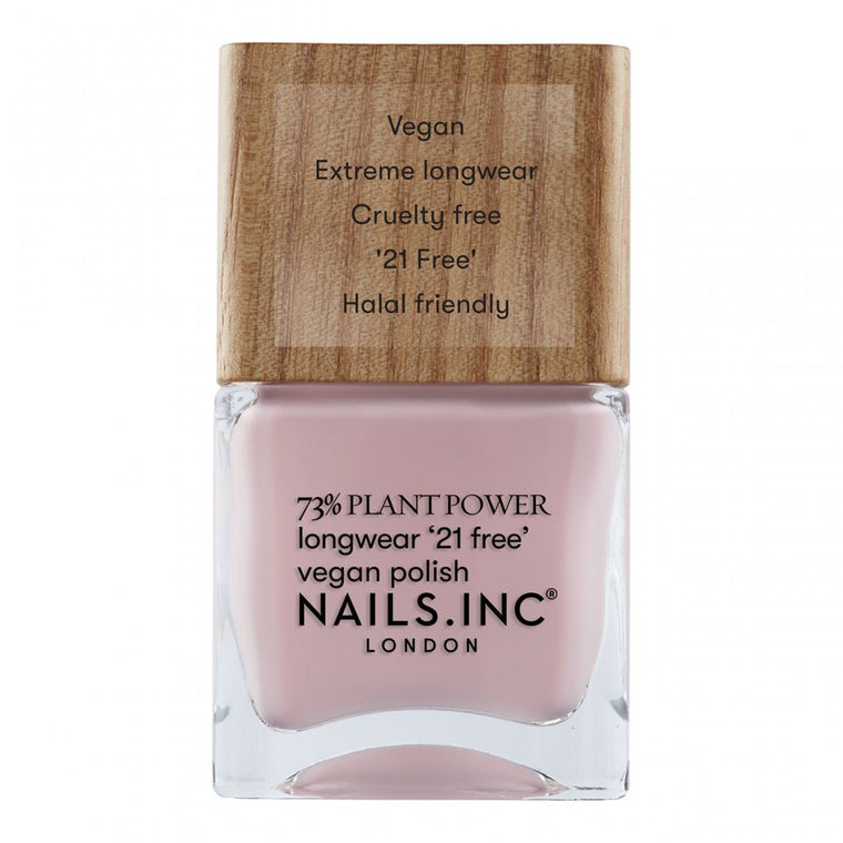 Nails Inc Plant Power Vegan Nail Polish Mani Meditation