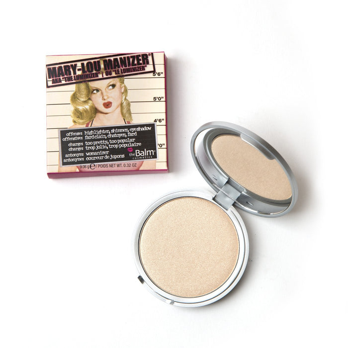theBalm Mary Lou Manizer Shimmer Highlighter