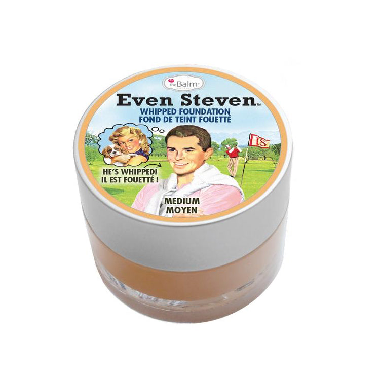 theBalm Even Steven™ Whipped Foundation