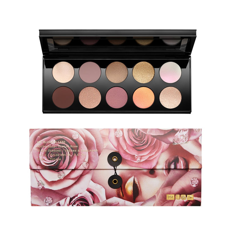 Pat McGrath Mothership VII Palette Divine Rose