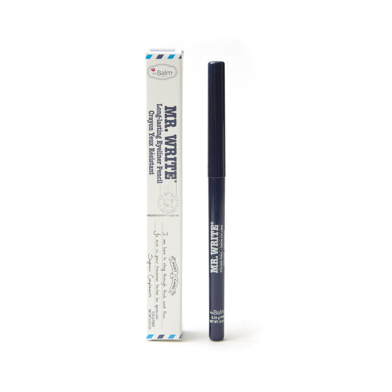 theBalm Mr Write Seymour Compliments Eye Liner Pencil (Blue)