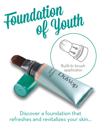DuWop Foundation of Youth 30ml - Beige 04