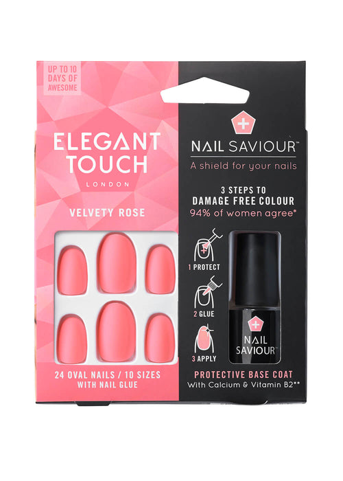 Elegant Touch Saviour Nails