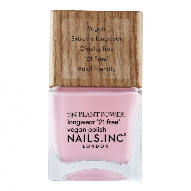 Nails Inc Plant Power Vegan Nail Polish Every Day Self Care