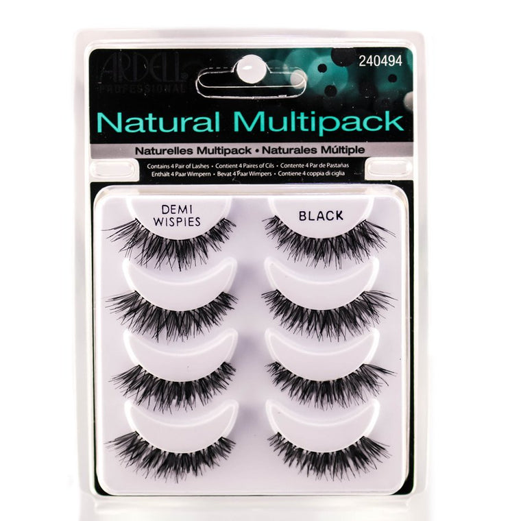 Ardell Natural Demi Wispies Multipack (contains 4 pairs)