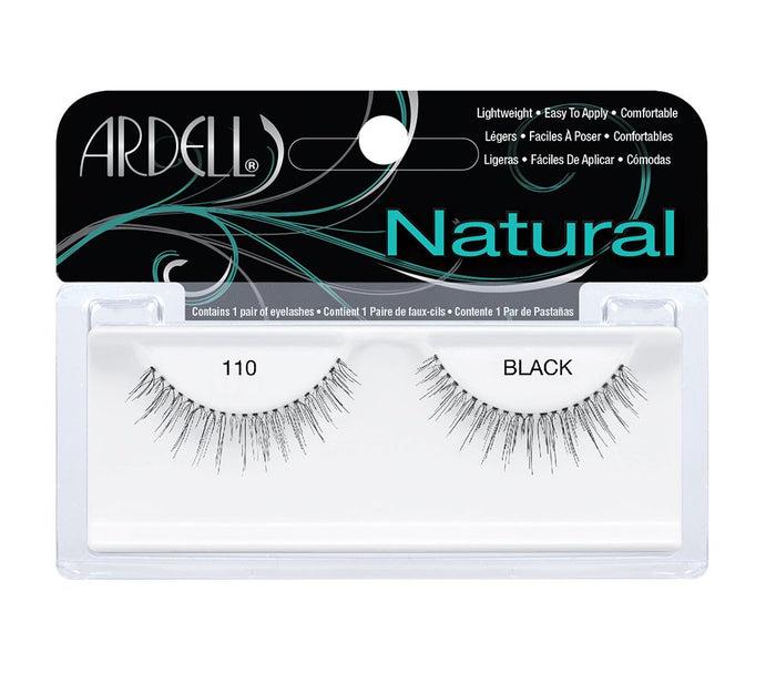 Ardell Natural 110 Black Lashes
