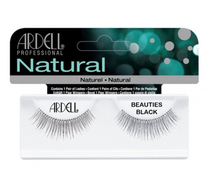 Ardell Natural Lashes - Beauties, Black