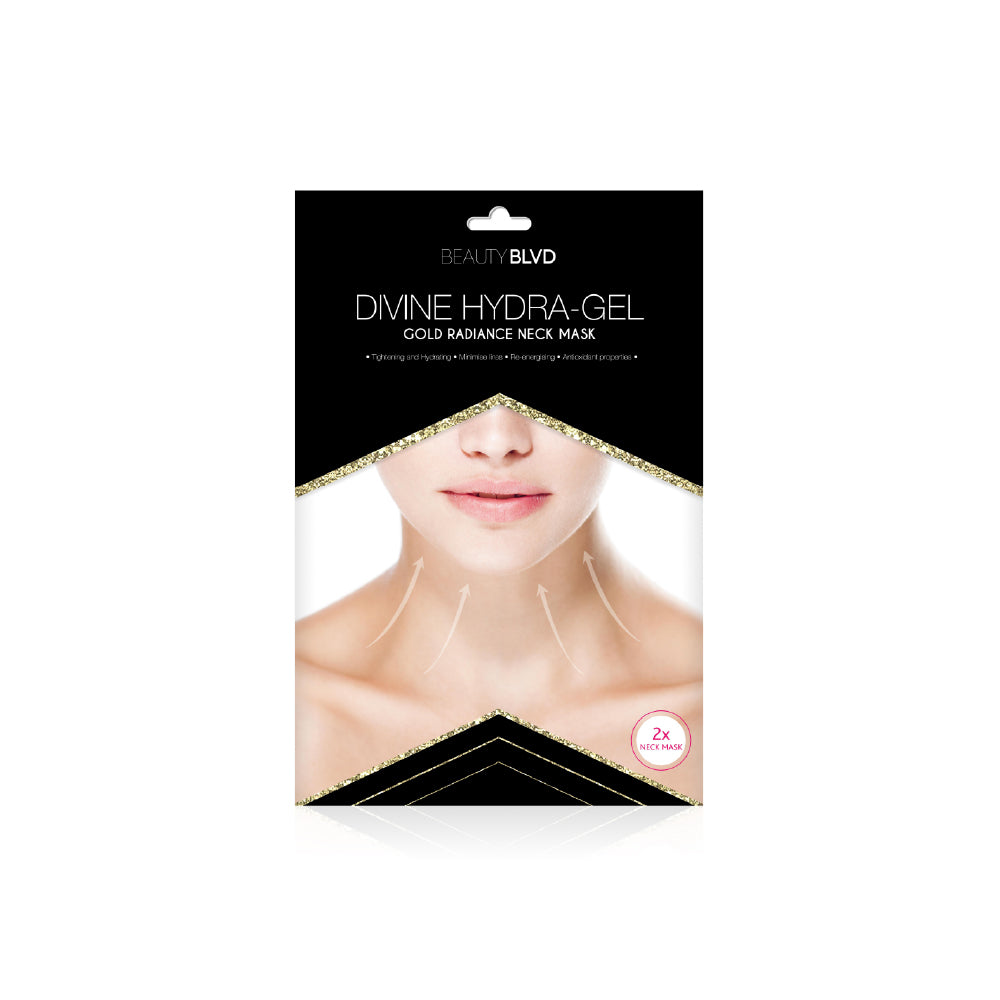 Beauty Boulevard Divine Hydra-Gel Neck Mask