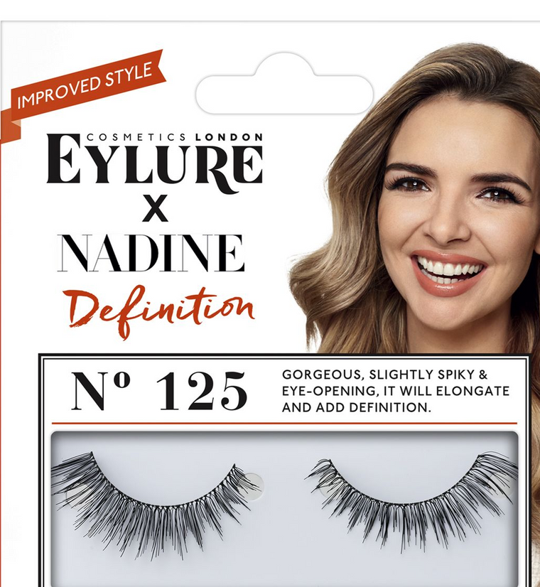 Eylure Definition Lashes No 125