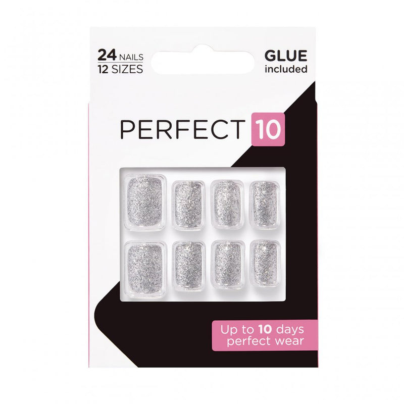 Elegant Touch Perfect 10 Nails - Dazzling Diva