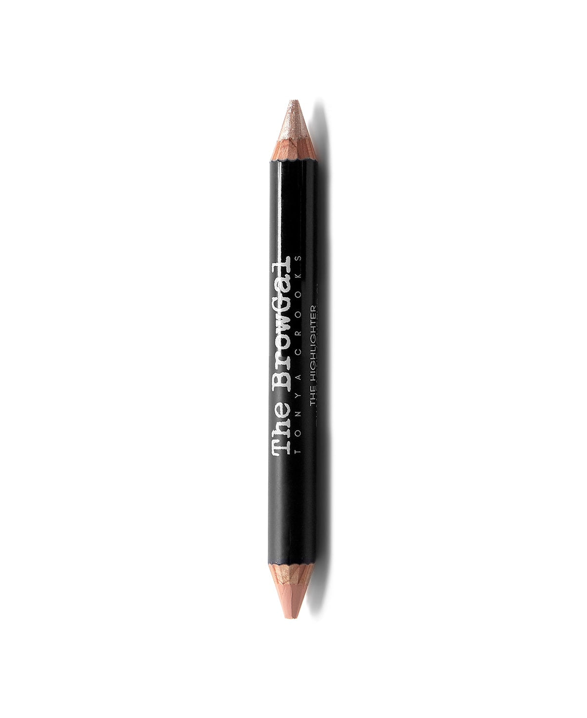 The BrowGal Highlighter/Concealer Duo Pencils