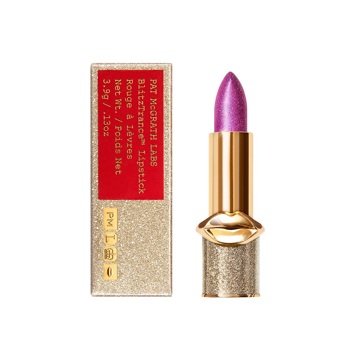 Pat McGrath BlitzTrance CYBER ORCHID (UV Pink with Blue Pearl)