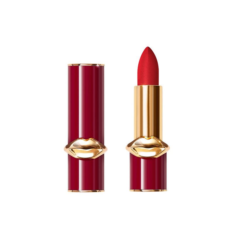 Pat McGrath Opulence Ruby MatteTrance Lipstick - Elson (Blue Red)