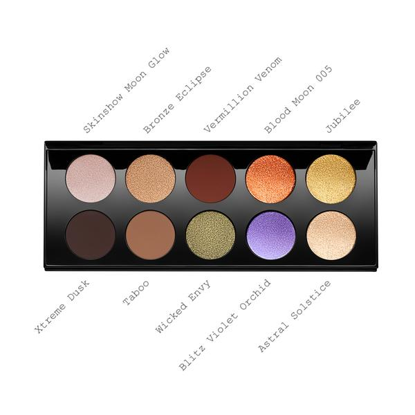Pat McGrath Mothership VI - Midnight Sun Eyeshadow Palette
