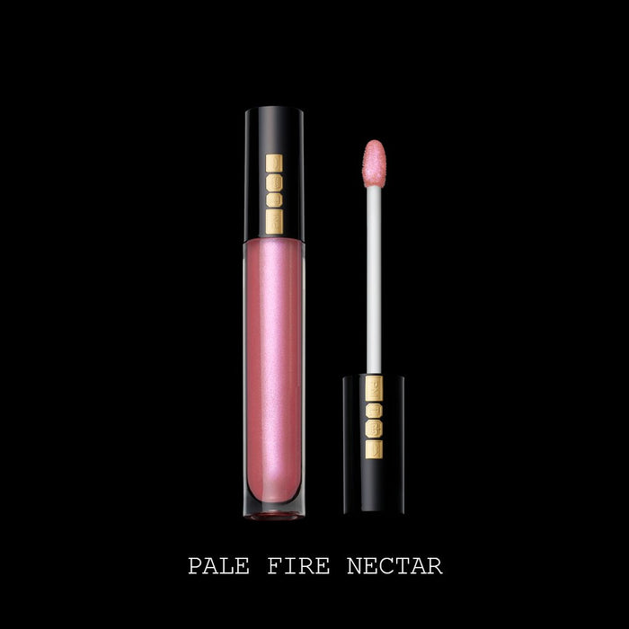 Pat McGrath Lust: Gloss Lip Gloss - Pale Fire Nectar (Coral With Pink Shimmer)