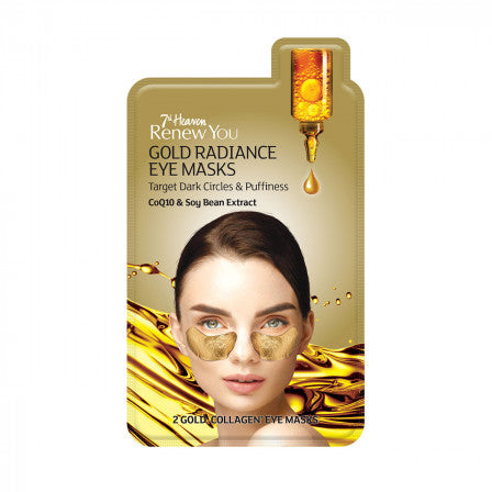 Montagne Jeunesse 7th Heaven Renew You Gold Radiance Eye Masks