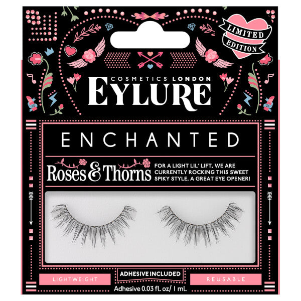 Eylure Enchanted Lashes - Roses and Thorns