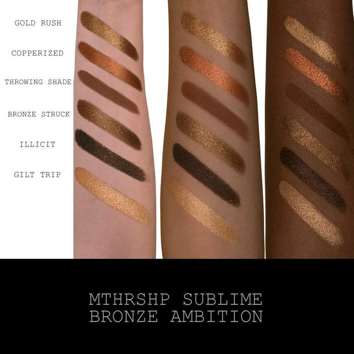 Pat McGrath MTHRSHP Sublime Bronze Ambition Palette