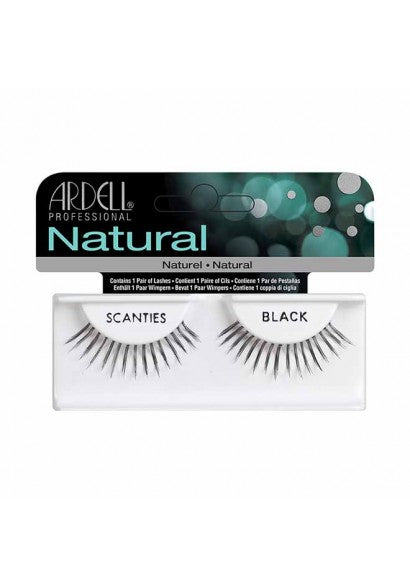 Ardell Natural Lashes Scanties, Black