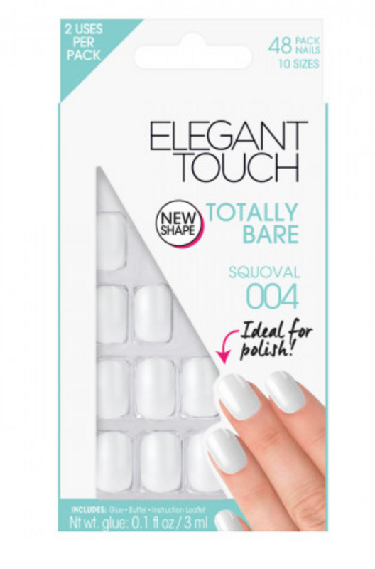 Elegant Touch Totally Bare Nails