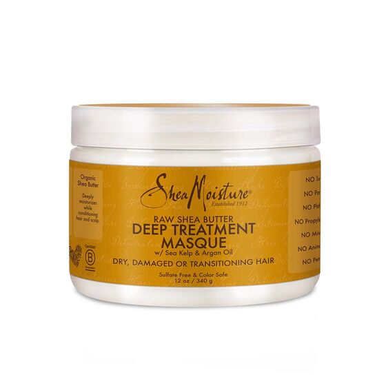Shea Moisture Raw Shea Butter Moisture Treatment Masque 326ml