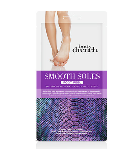 Body Drench Smooth Soles Foot Peel, 1 Application