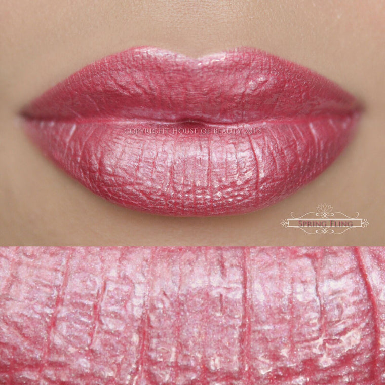 House of Beauty Lip Hybrid - Spring Fling