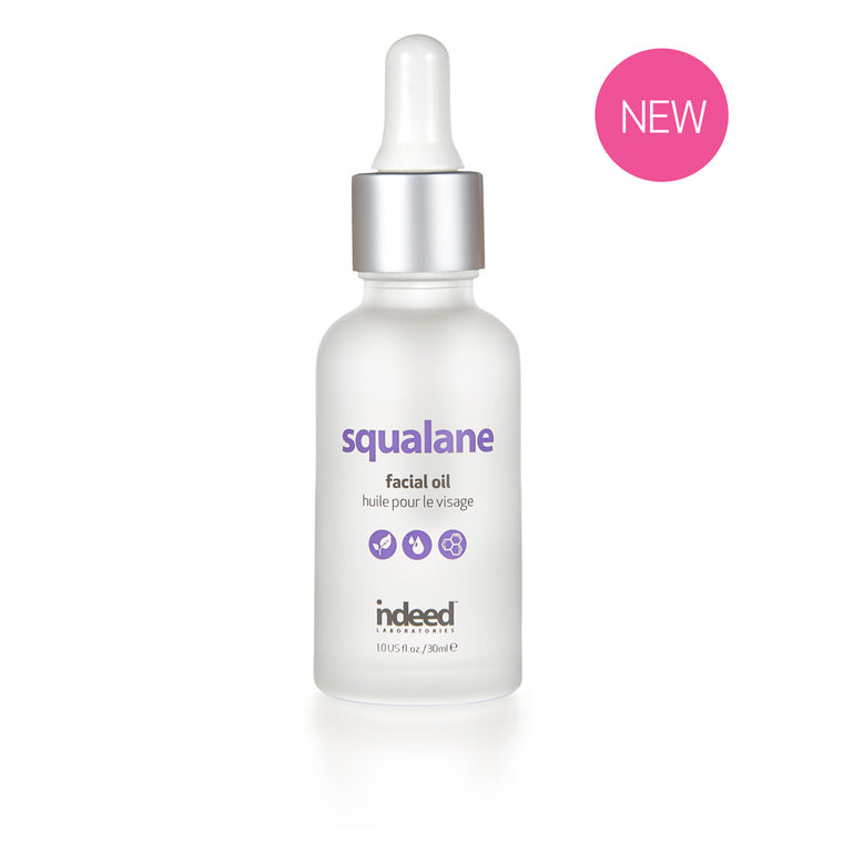 indeed labs squalane facial oil 100% Sugarcane Derived Squalane Facial Oil, 30ml