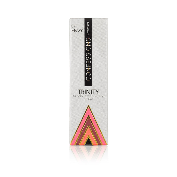 Beauty Boulevard Confessions Trinity Tri Colour Lip Tint