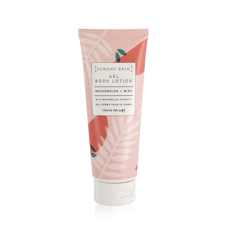 Sunday Rain Watermelon & Mint Gel Body Lotion