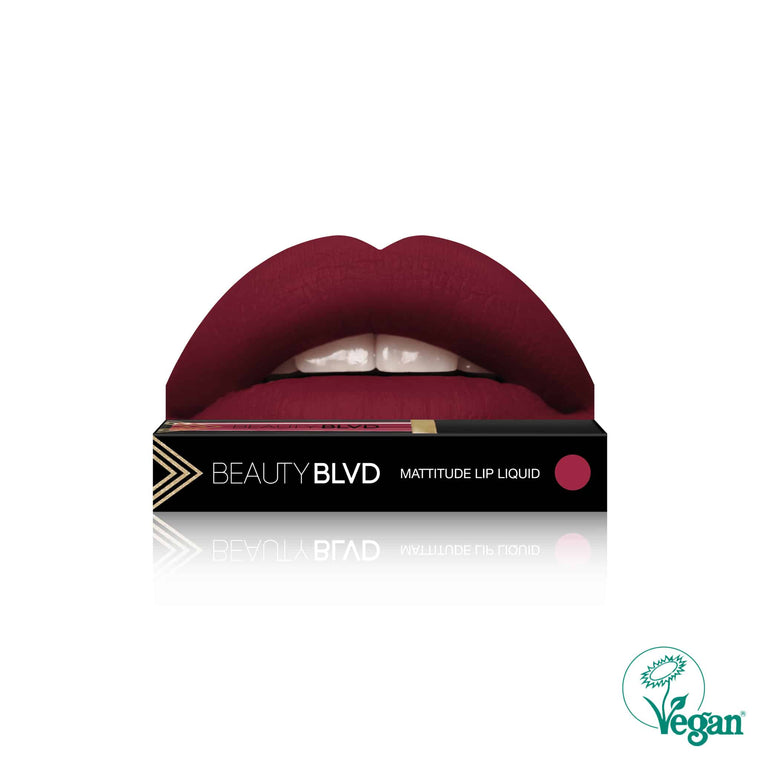Beauty BLVD Mattitude Lip Liquid – Vicious
