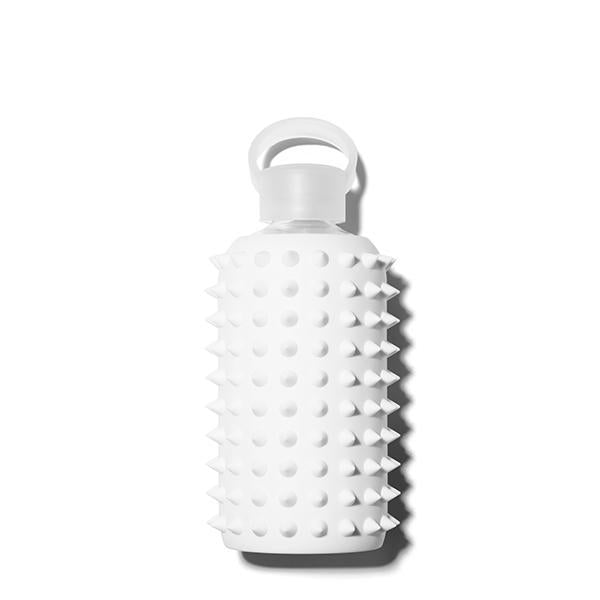 bkr the Original Glass Water Bottle - Winter - Spiked - 500ml